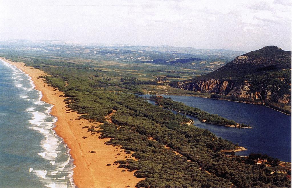 Postkarte Lake Kaiafas